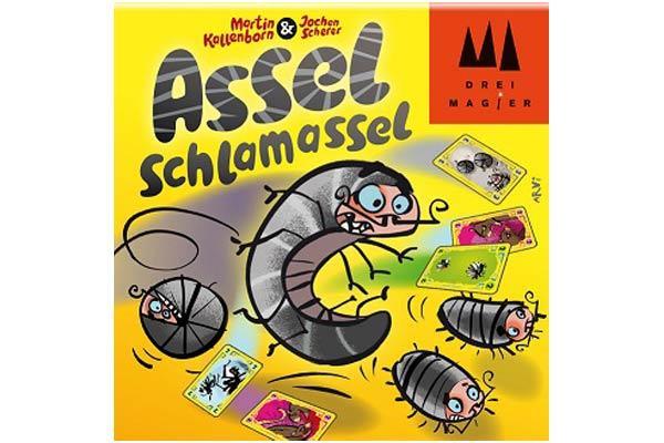Kartenspiel Assel Schlamassel - Foto von Drei Magier Spiele
