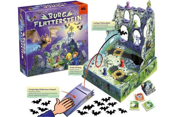 Burg Flatterstein - Foto von Drei Magier Spiele
