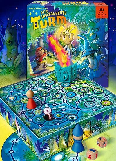 Der verzauberte Turm von Drei Magier Spiele
