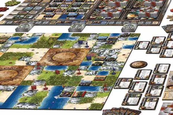 Civilization - das Brettspiel ist eine Umsetzung des PC-Klassikers - Foto von Heidelberger Spieleverlag