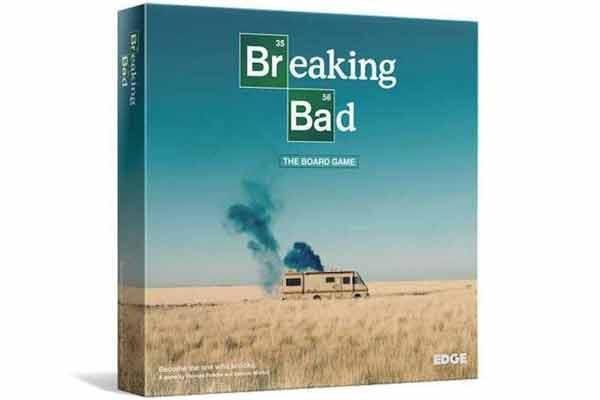 Gesellschaftsspiel Breaking Bad - Foto von Edge/Hutter Trade