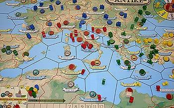 Antike von Reich der Spiele