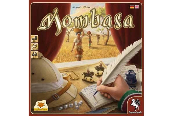 Mombasa Deutscher Spielepreis 2016 - Foto von eggertspiele