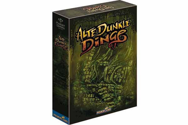 Alte Dunkle Dinge - Foto von Feuerland Spiele