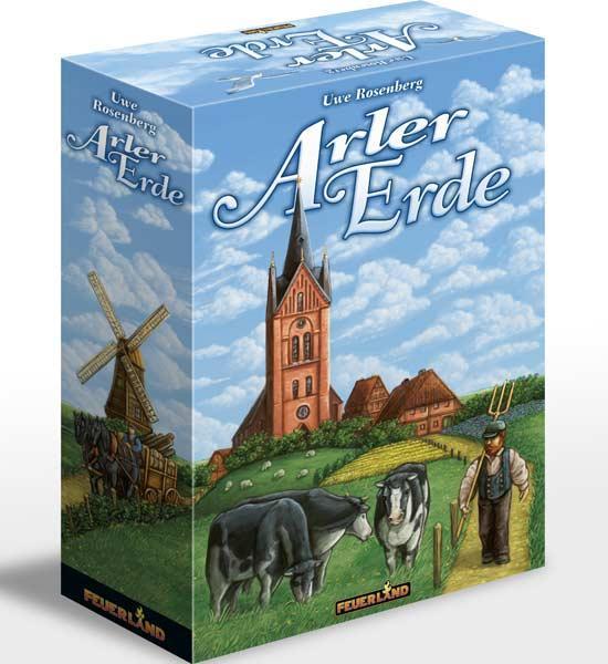 Strategiespiel Arler Erde - Foto von Feuerland Spiele