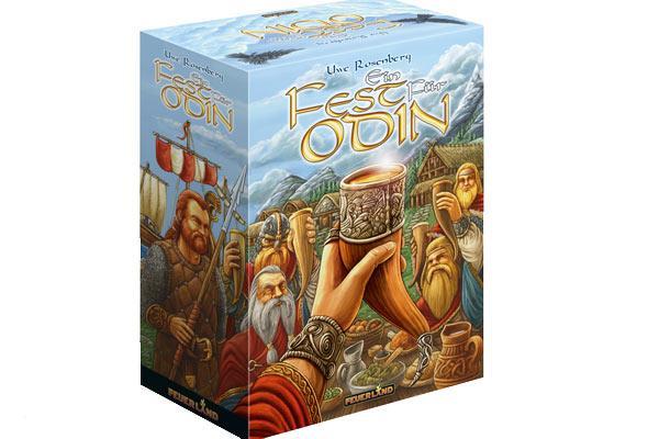 Ein Fest für Odin - Foto von Feuerland Spiele