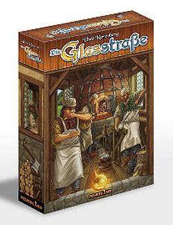 Brettspiel Die Glasstraße - Foto von Feuerland Spiele