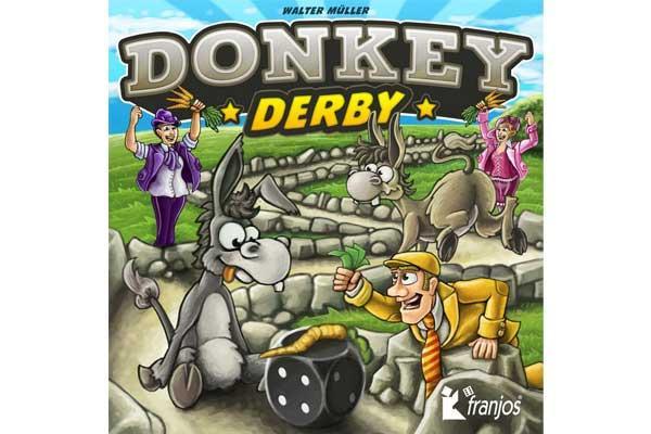 Donkey Derby - Foto von franjos Spieleverlag
