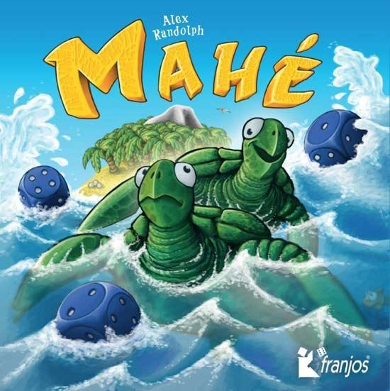 Familienspiel Mahe - Foto von franjos Spieleverlag