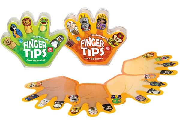 Finger Tips - Foto von Game Factory