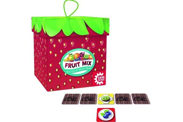 Familienspiel Fruit Mix - Foto von Game Factory
