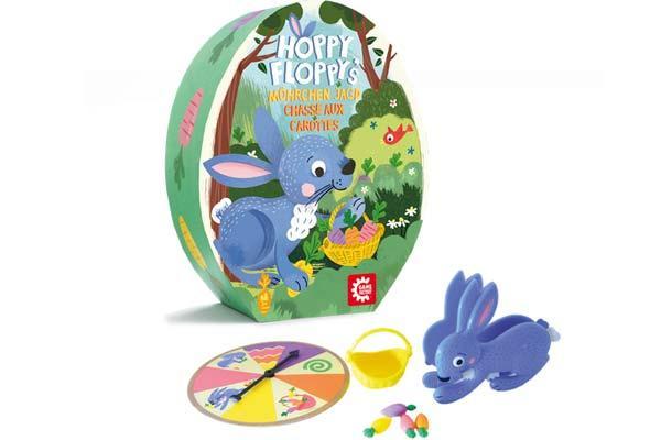 Hoppy Floppy's Möhrchen Jagd - Foto von Game Factory