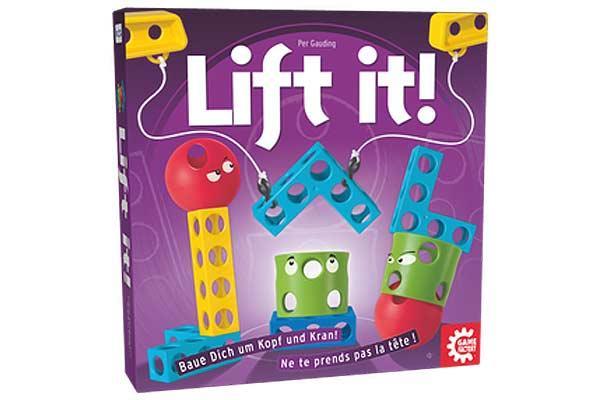 Lift it - Foto von Game Factory