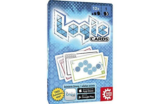 Logic Cards - Foto von Game Factory