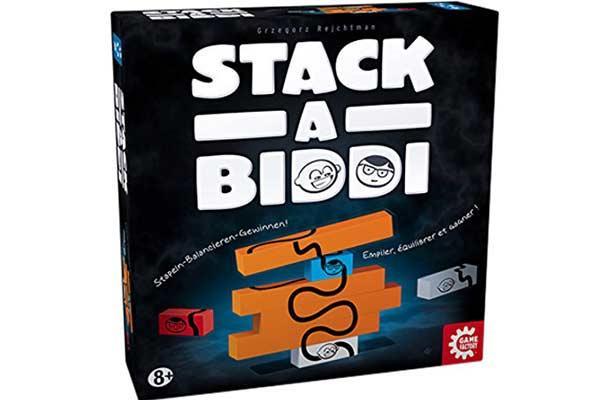 Spiel Stack-A-Biddi - Foto von Game Factory