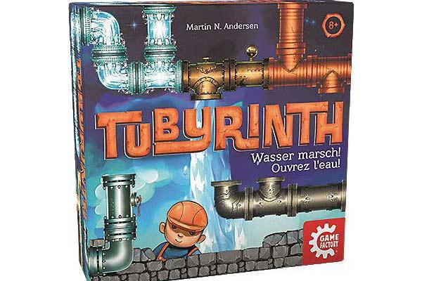 Tubyrinth - Foto von Game Factory