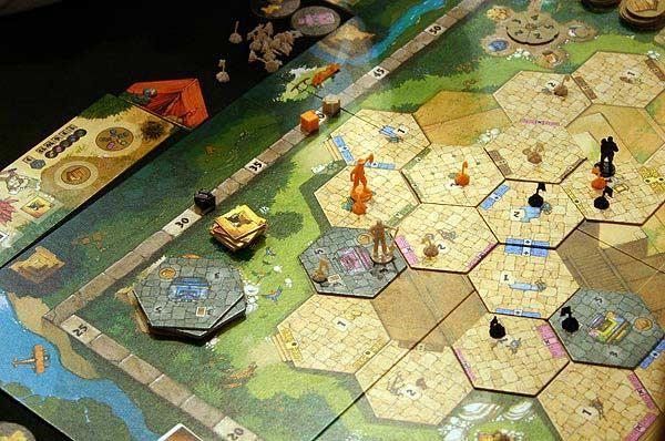 Tikal II von Reich der Spiele