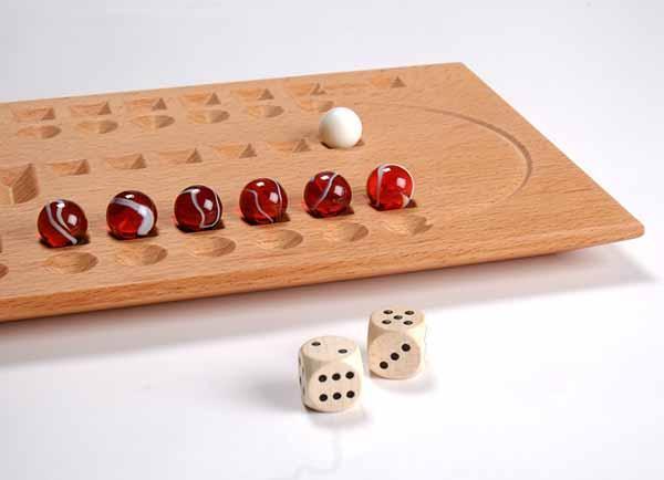 Brettspiel Samsara - Foto von Clemens Gerhards