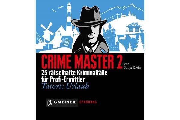 Krimispiel Crime Master 2 - Foto von Gmeiner Verlag