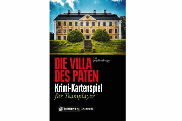 Die Villa des Paten - Foto von Gmeiner Verlag