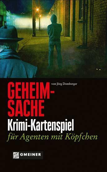 Krimi-Spiel Geheimsache - Foto: Gmeiner Verlag