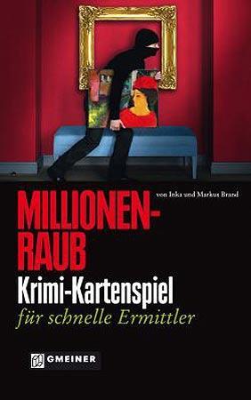 Krimi-Kartenspiel Millionenraub - Foto von Gmeiner Verlag