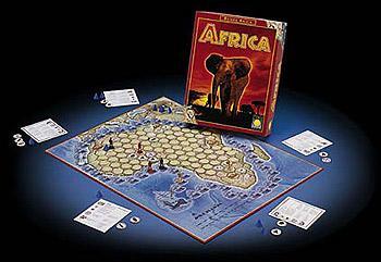 Africa von Goldsieber