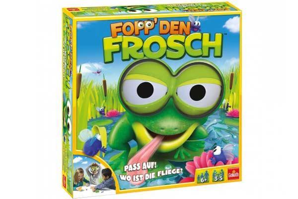 Fopp' den Frosch - Foto von Goliath Toys