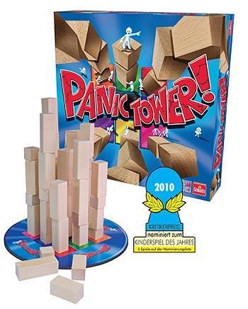 Panic Tower von Goliath