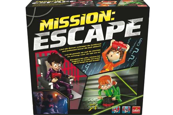 Mission: Escape - Foto von Goliath Toys