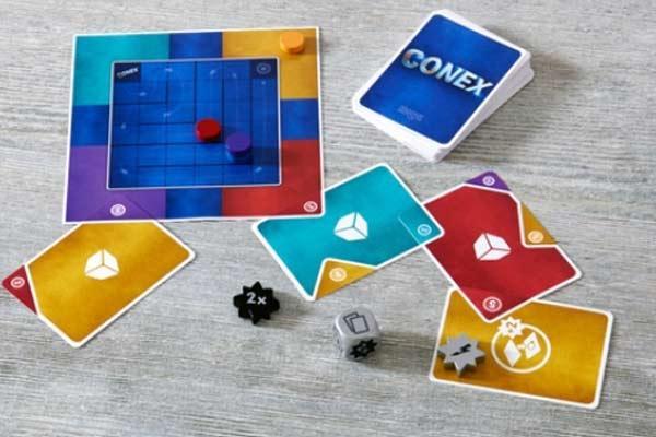 Familienspiel Conex - Foto von Haba