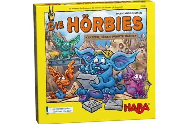 Kinderspiel Die Hörbies - Foto von Haba