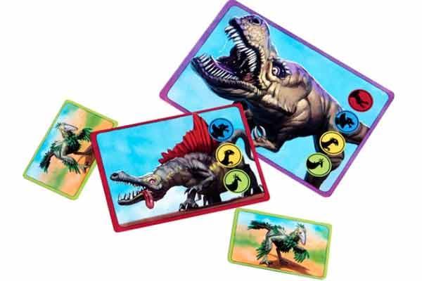 Kinderspiel Dino World - Foto von Haba