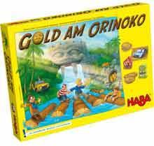Gold am Orinoiko von Haba