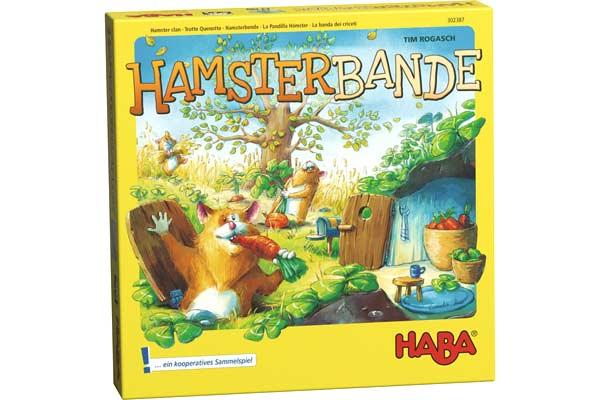 Kinderspiel Hamsterbande - Foto von Haba