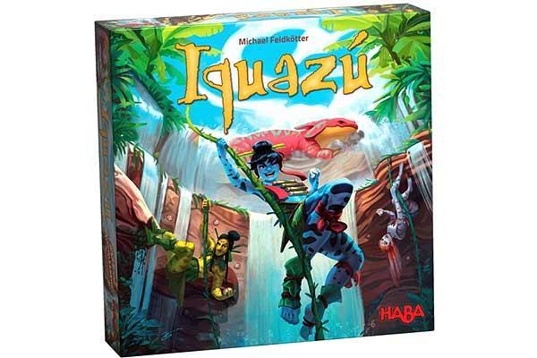 Schachtel Gesellschaftsspiel Iquazú - Foto von Haba