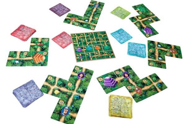 Karuba - Das Kartenspiel - Foto von Haba