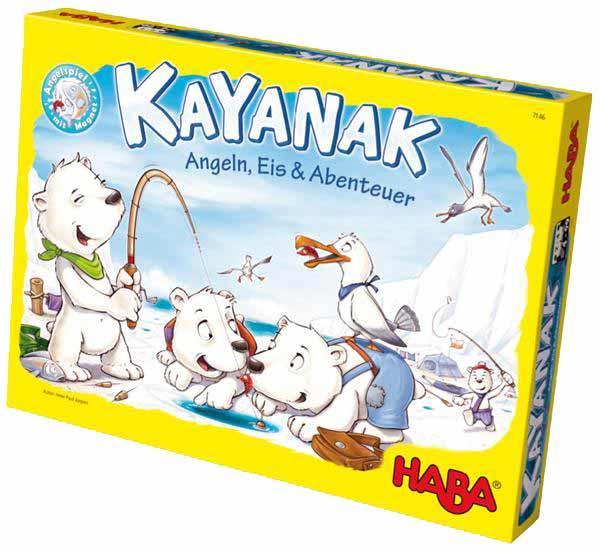 Kinderspielklassiker Kayanak - Foto von Haba