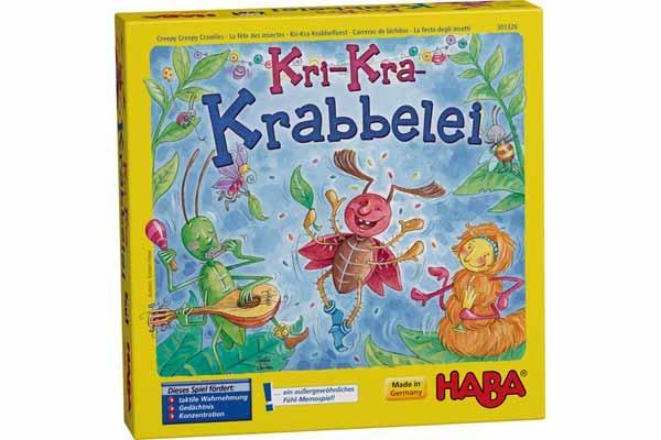 Kinderspiel Kri-Kra-Krabbelei - Foto von Haba