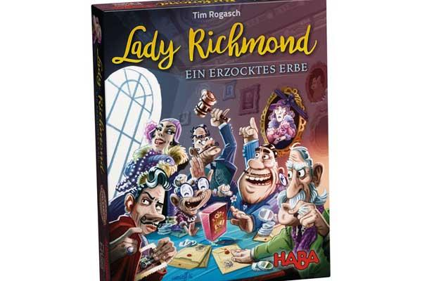 Lady Richmond - Foto von Haba