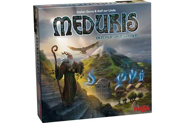 Meduris - Familienspiel - Foto von Haba