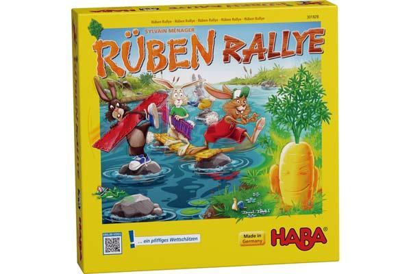 Kinderspiel Rüben-Rallye - Foto von Haba