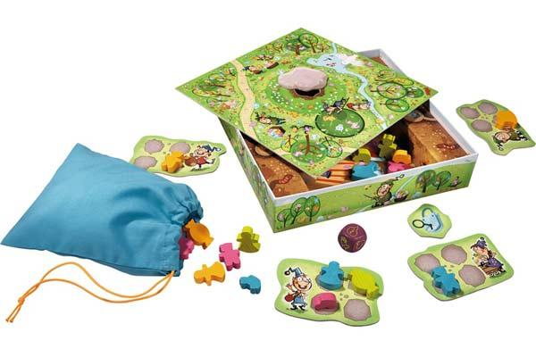 Kinderspiel Schubidubi Schabernack - Foto von Haba
