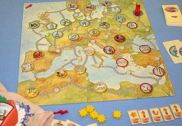 Städtetour von Reich der Spiele