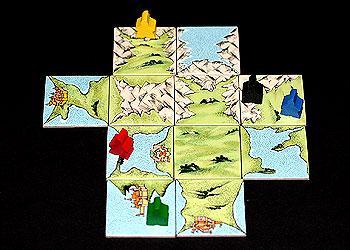 Carcassonne - Neues Land von