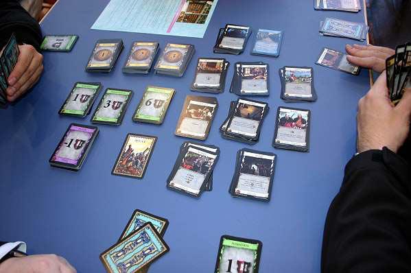 Dominion von Reich der Spiele