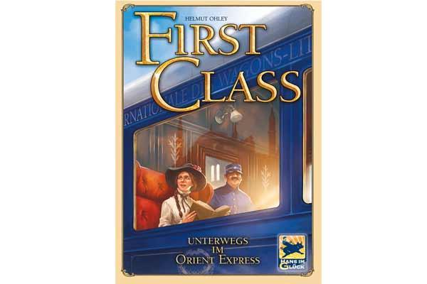 Brettspiel First Class - Foto von Hans im Glück