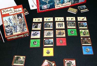 Kabale und Hiebe von Reich der Spiele