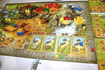 Stone Age von Reich der Spiele