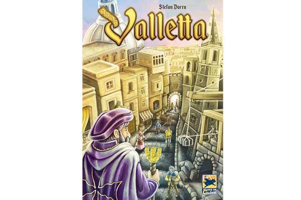 Spieleschachtel Brettspiel Valletta - Foto von Hans im Glück